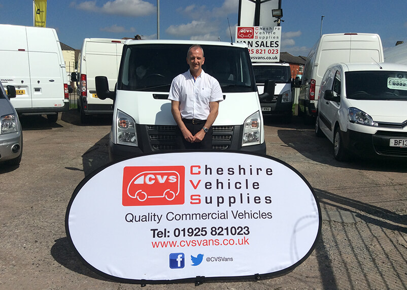 Cheshire Vehicle Supplies Ltd